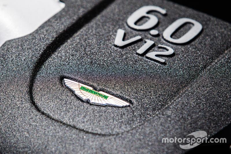 #7 Aston Martin Racing, Aston Martin Vantage GT3, MotorenDetail