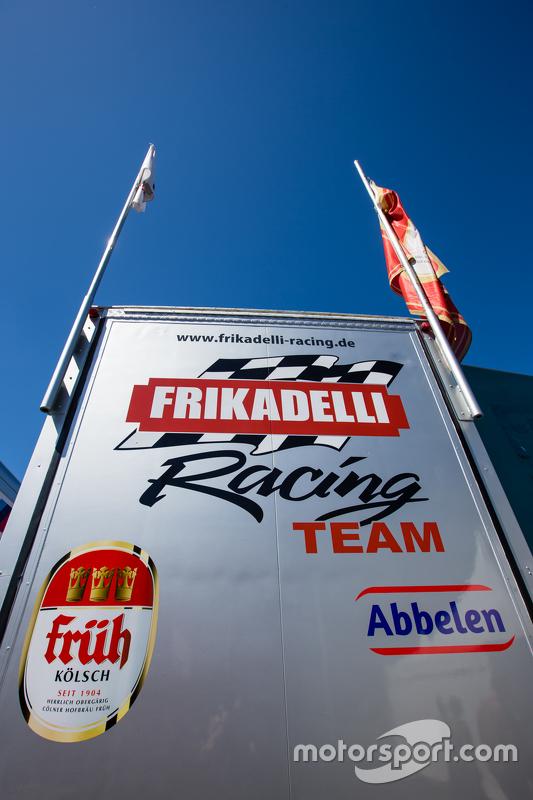 Frikadelli Racing, Transporter