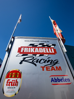 Frikadelli Racing transporter