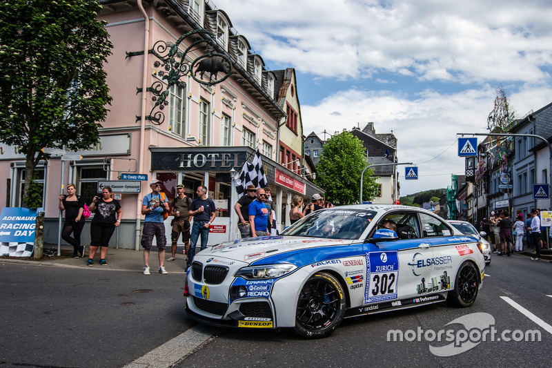 #302 Sorg Rennsport, BMW 235i Racing