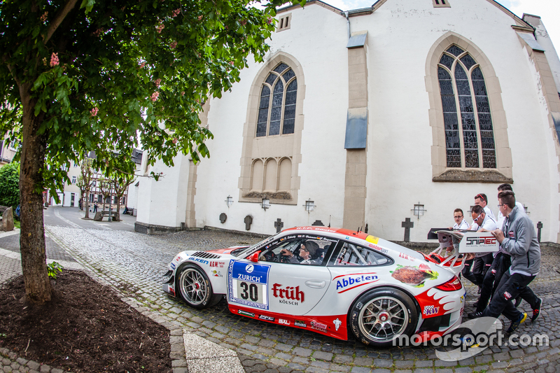 #30 Frikadelli Racing, Porsche 997 GT3 R
