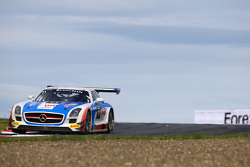 #71 GT Russian Team Mercedes SLS AMG GT3: Алексей Васильев, Марко Асмер