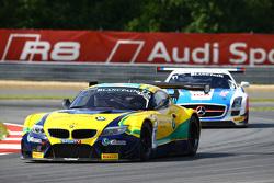 #77 BMW Sports Trophy Team Brasil BMW Z4: Вальдено Брито, Атила Абреу