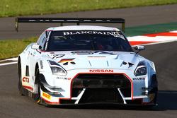 #73 MRS GT Racing Nissan GT-R Nismo GT3: Шон Уокиншо, Крэг Долби
