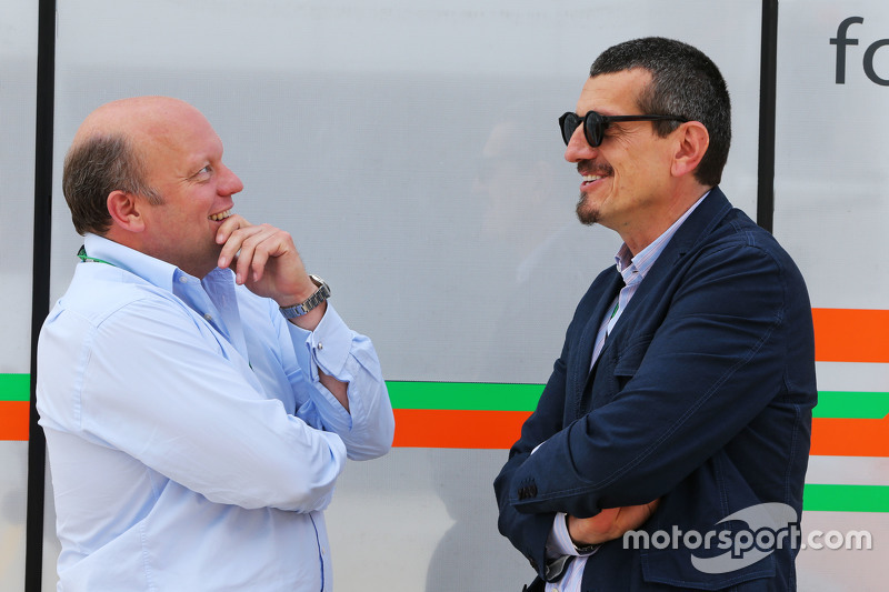 Gunther Steiner, Haas F1 Team Principal,