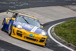 #69 Sex Bomb Porsche 997 GT3 Kupası: Wolfgang Destrée, Kersten Jodexnis, Edgar Salewsky, Robin Chrzanowski