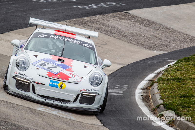#62 GDL Racing, Porsche 911 GT3 Cup: Paul Stubber, Vic Rice, Nicola Bravetti, Holger-Peter Fuchs