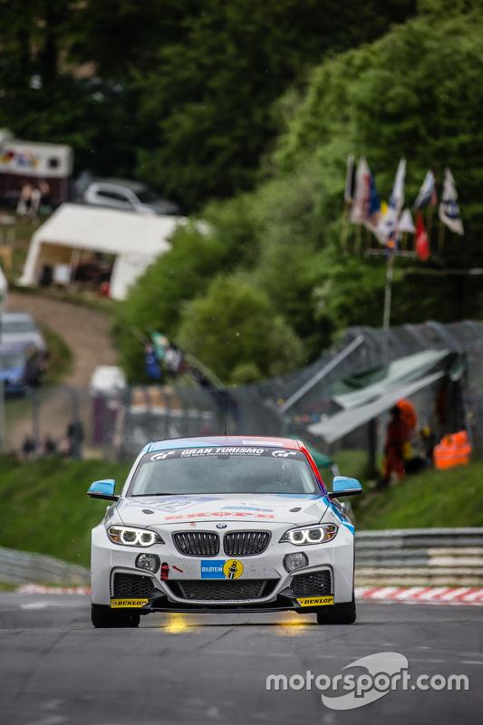 #312 Bonk Motorsport, BMW M235i Racing: Ryu Seya, Yosuke Shimjima, Guy Stewart, Jürgen Meyer
