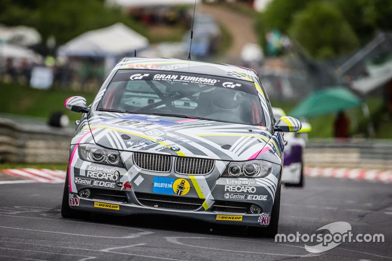 #184 Sorg Rennsport, BMW 325i: Ronja Assmann, Daniel Engl, Felix Günther, Niklas Meisenzahl