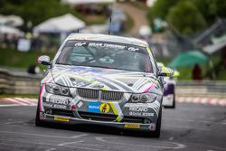 #184 Sorg Rennsport BMW 325i: Ronja Assmann, Daniel Engl, Felix Günther, Niklas Meisenzahl