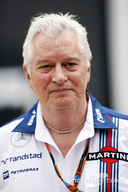 Pat Symonds, Diretor Técnico da Williams