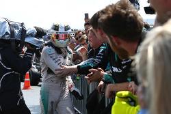 Первое место - Льюис Хэмилтон, Mercedes AMG F1