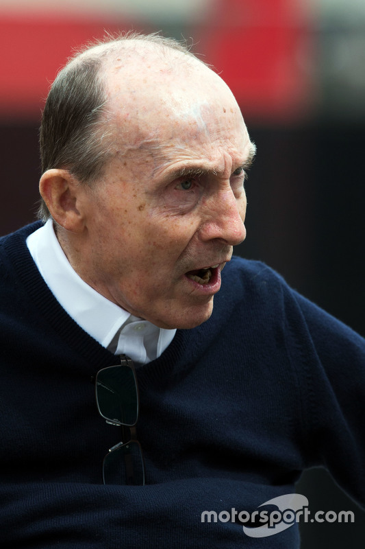 Frank Williams, Williams teambaas