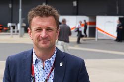 Allan McNish, BBC-Experte