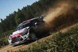 Крис Мик и Пол Нейгл, Citroën DS3 WRC, Citroën World Rally Team
