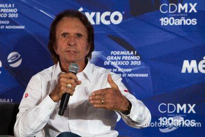 Emerson Fittipaldi Botschafter des GP Mexiko