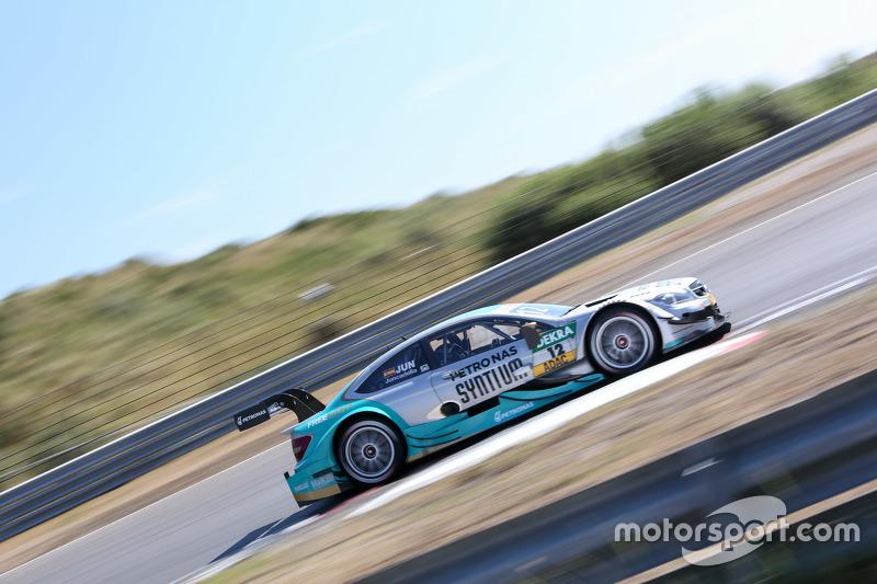 12 Daniel Juncadella, Mücke Motorsport Mercedes-AMG C63 DTM