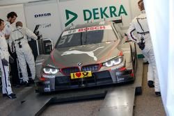 Том Бломквист, BMW Team RBM BMW M4 DTM