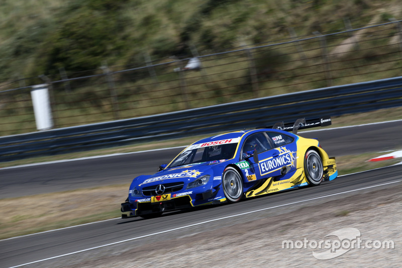 gary paffett art grand prix mercedes amg c63 dtm bei zandvoort dtm fotos. Black Bedroom Furniture Sets. Home Design Ideas