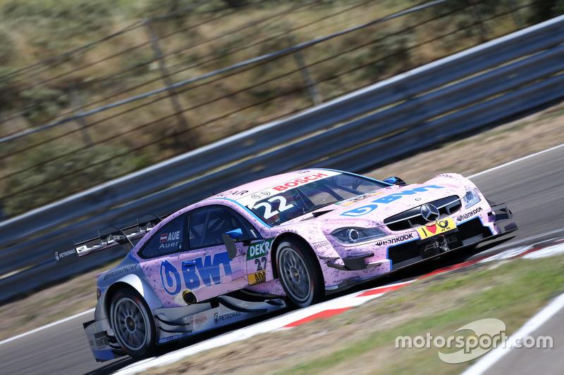 22 Lucas Auer, ART Grand Prix Mercedes-AMG C63 DTM