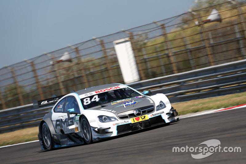 84 Maximilian Götz, Mücke Motorsport Mercedes-AMG C63 DTM