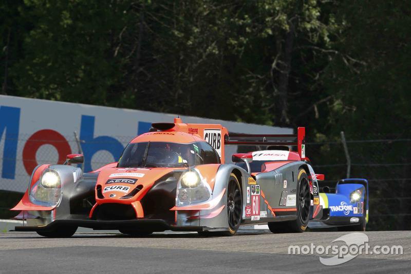 #60 Michael Shank Racing з Curb/Agajanian Ligier JS P2 Honda: Джон Пью, Освальдо Негрі Jr.