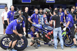 Хорхе Лоренцо, Yamaha Factory Racing
