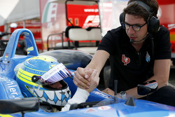 Николас Похлер, Double R Racing Dallara Mercedes-Benz