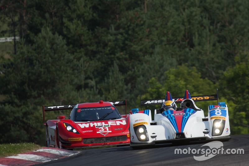 #8 Starworks Motorsport ORECA FLM09: Renger van der Zande, Mirco Schultis