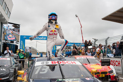 Winnaar: Antonio Felix da Costa, BMW Team Schnitzer BMW M4 DTM