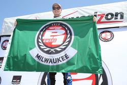 Pole Josef Newgarden, CFH Racing Chevrolet