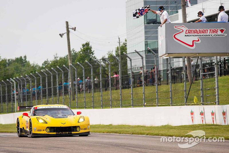 #3 Corvette Racing Chevrolet Corvette C7.R: Jan Magnussen, Antonio Garcia meraih kemenangan