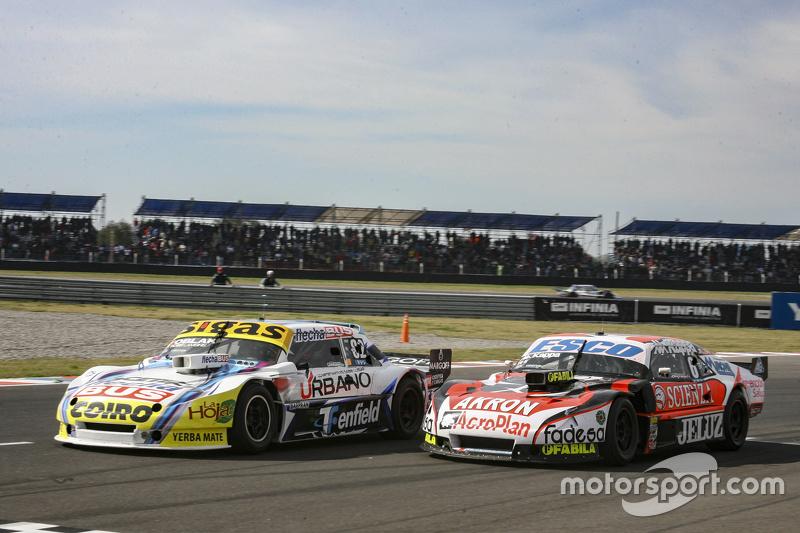 Mauricio Lambiris, Coiro Dole Racing Torino, dan Guillermo Ortelli, JP Racing Chevrolet