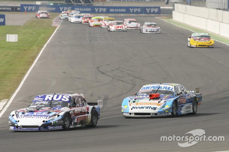 Gabriel Ponce de Leon, Ponce de Leon Competicion Ford and Martin Ponte, RUS Nero53 Racing Dodge and