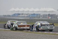 Camilo Echevarria, Coiro Dole Racing Torino dan Santiago Mangoni, Laboritto Jrs Torino dan Martin Ponte, RUS Nero53 Racing Dodge (front to back)