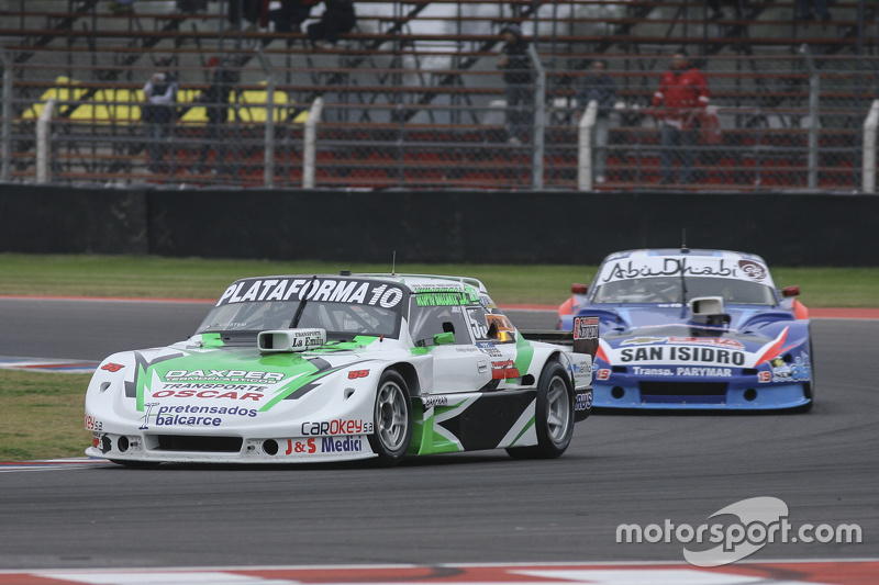 Santiago Mangoni, Laboritto Jrs Torino and Matias Rodriguez, UR Racing Dodge