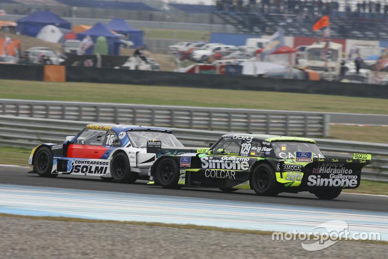 Луїс Хосе де Пальма, Inde car Racing Torino та Мауро Галломбардо, Maquin Parts Racing Ford