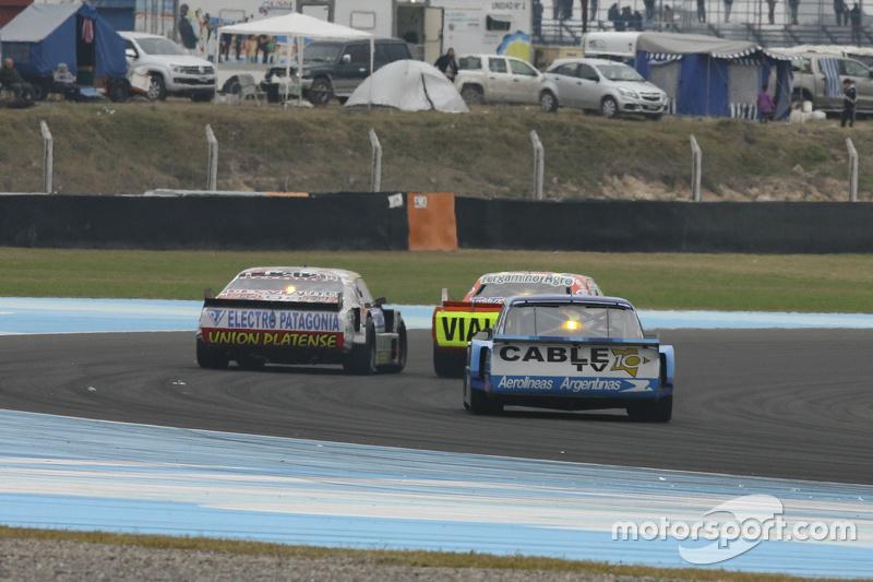 Federico Alonso, Taco Competicion Torino and Sergio Alaux, Coiro Dole Racing Chevrolet and Jonatan Castellano, Castellano Power Team Dodge