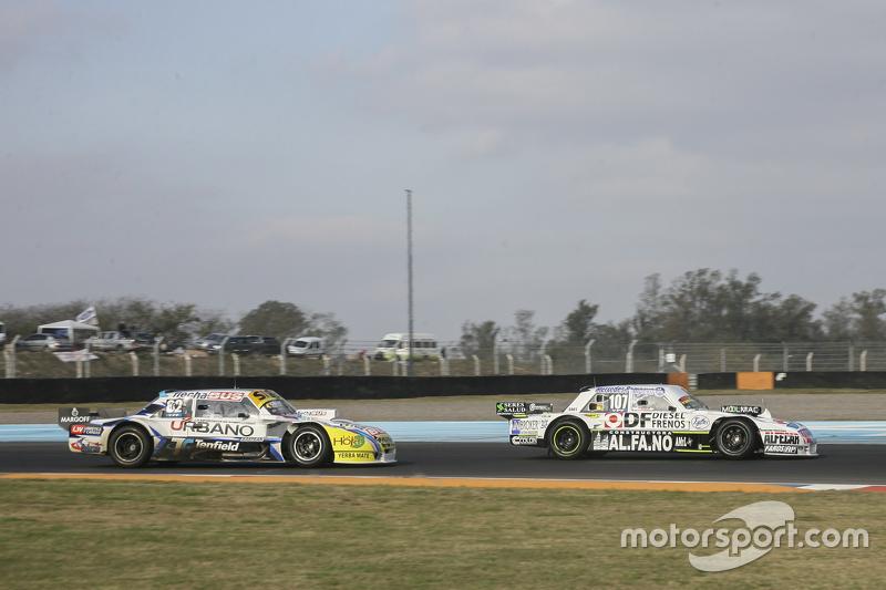 Leonel Sotro, Alifraco Sport Ford, dan Mauricio Lambiris, Coiro Dole Racing Torino
