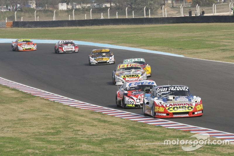 Lionel Ugalde , Ugalde Competicion Ford, dan Guillermo Ortelli, JP Racing Chevrolet, dan Sergio Alau