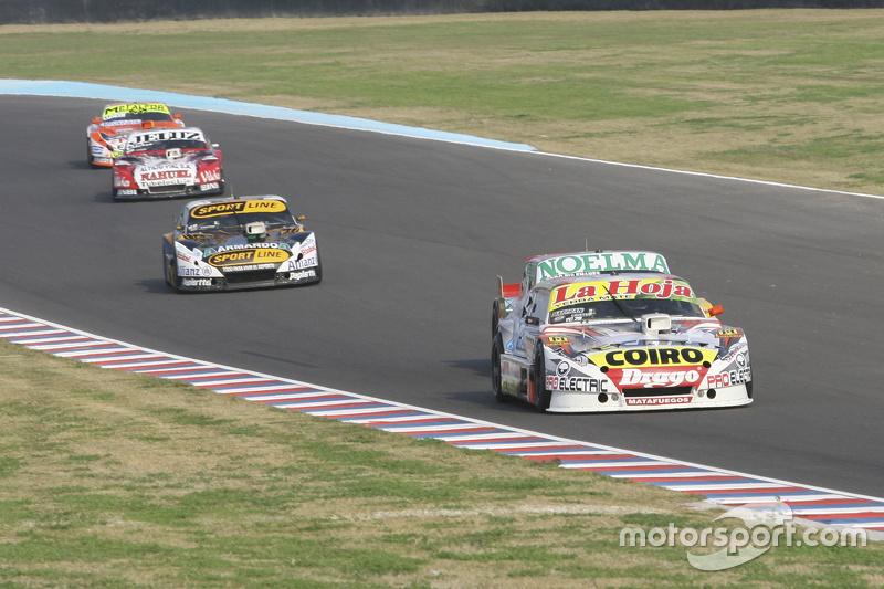 Sergio Alaux, Coiro Dole Racing Chevrolet, dan Nicolas Bonelli, Bonelli Competicion Ford, dan Leonel