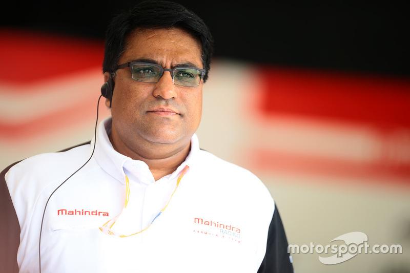 Dilbagh Gill, Team Principal della Mahindra Racing