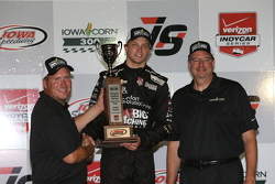 Third place Sage Karam, Chip Ganassi Racing