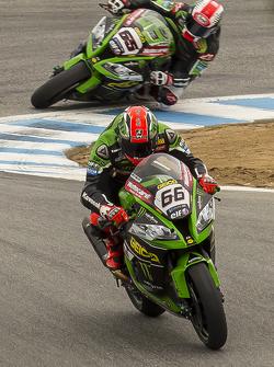 Том Сайкс, Kawasaki Racing, Jonathan Rea, Kawasaki Racing