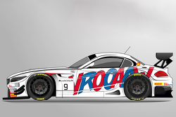 BMW Z4 GT3 görüntüsü