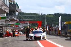 Belgian Audi Club Team WRT Audi R8 LMS