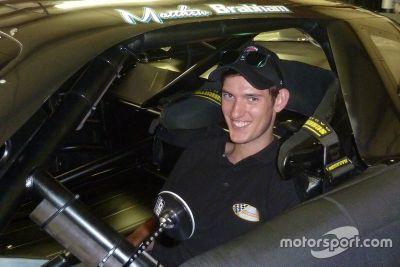 Matthew Brabham prueba con David Gilliland Racing