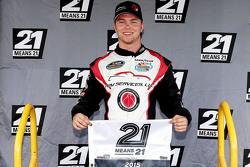 Pole sahibi Bobby Pierce, MB Motorsports Chevrolet