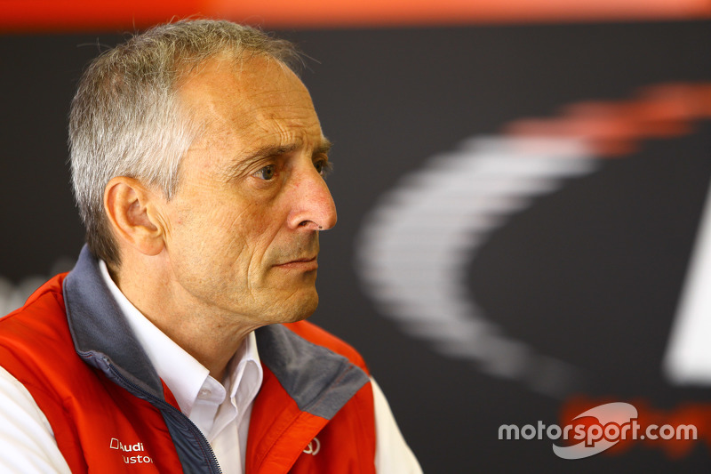 Romolo Liebchen, head of Audi customer program