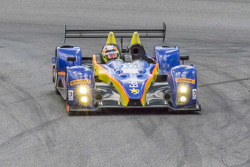 #16 BAR1 Motorsports Oreca FLM09: Todd Slusher, Sean Rayhall